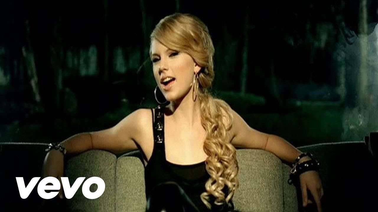 Taylor Swift - Picture To Burn - YouTube