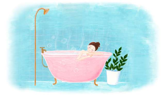 本当に痩せるのは全身浴だった!! 半身浴が痩せない3つの理由 | GIRLY