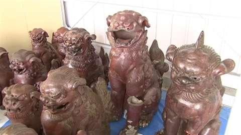 神社から備前焼のこま犬盗んだ疑い、男2人逮捕(TBS系(JNN)) - Yahoo!ニュース