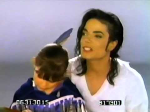 *NEW* Michael Jackson singing during Black Or White Outtakes - YouTube