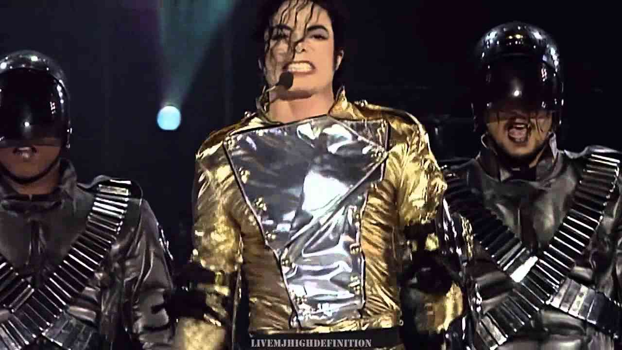 Michael Jackson - They Don't Care About Us - Live Munich 1997- Widescreen HD - YouTube