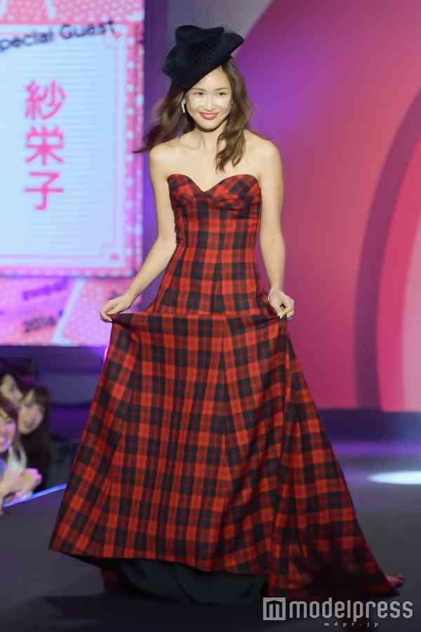 紗栄子、イベントに恋人が観覧「遊びに来てる」 第3子に意欲も? - モデルプレス