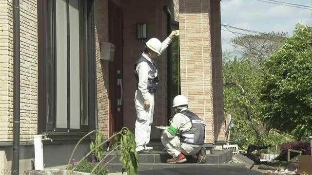 益城町の建物62% 倒壊のおそれある「危険」の判定 | NHKニュース