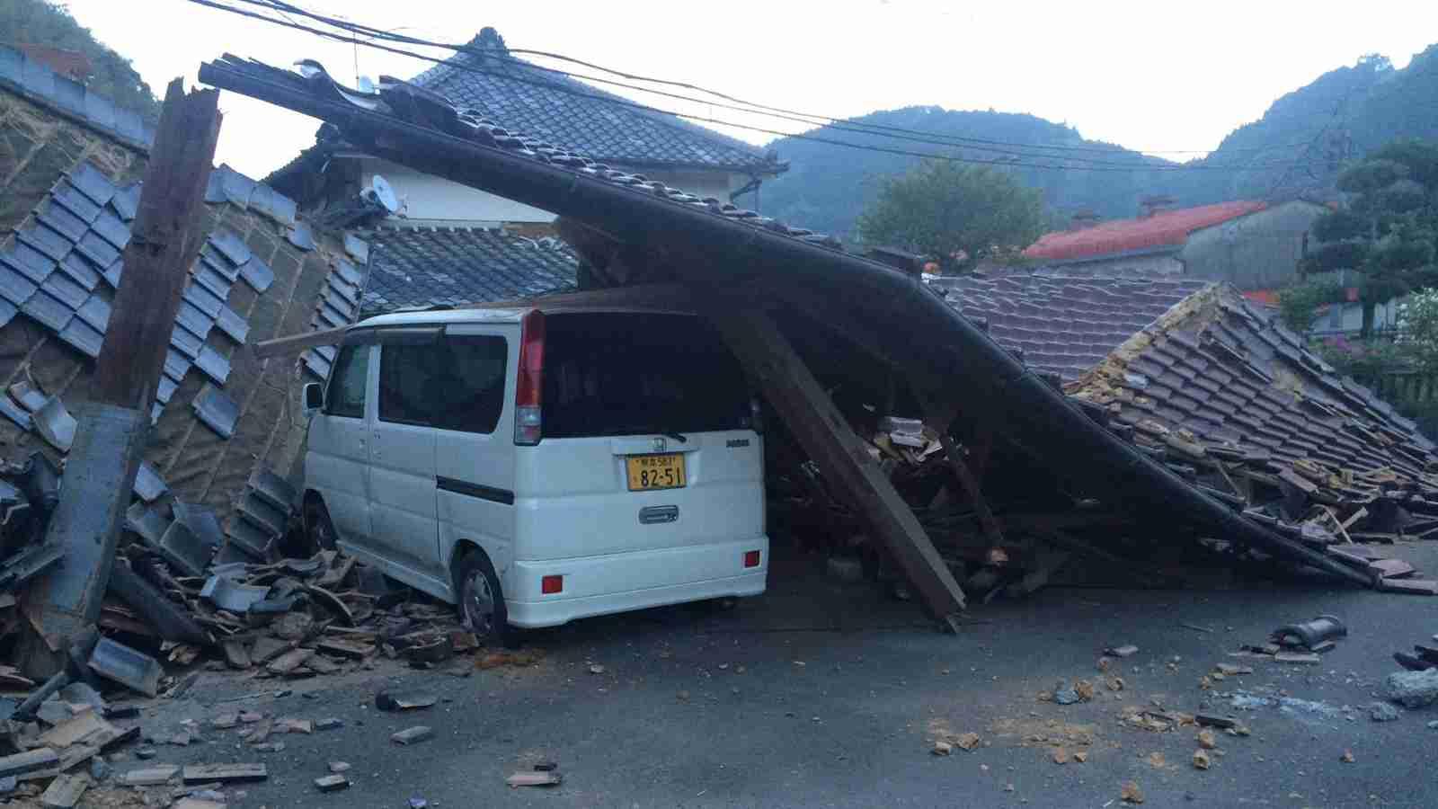 熊本地震の被災者が見た恐怖と避難のリアル | 災害・事件・裁判 | 東洋経済オンライン | 経済ニュースの新基準