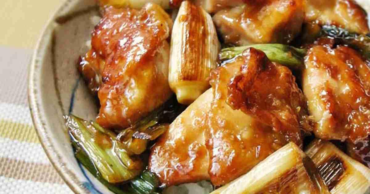 焼き鳥丼 by moj [クックパッド] 簡単おいしいみんなのレシピが234万品
