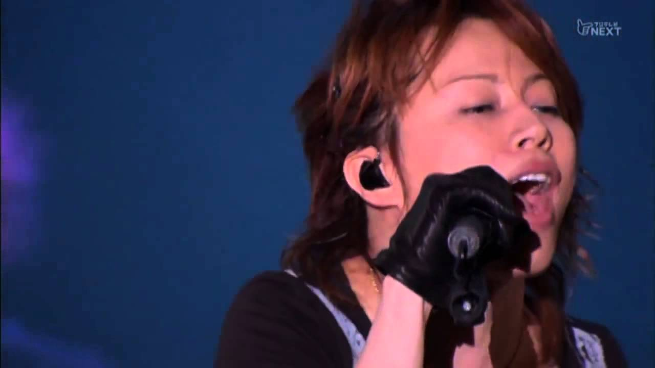 TM Revolution - Heart of sword live - YouTube