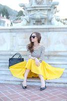 画像 : スタイルアップ効果も。大人可愛いサーキュラースカート♡ - NAVER まとめ