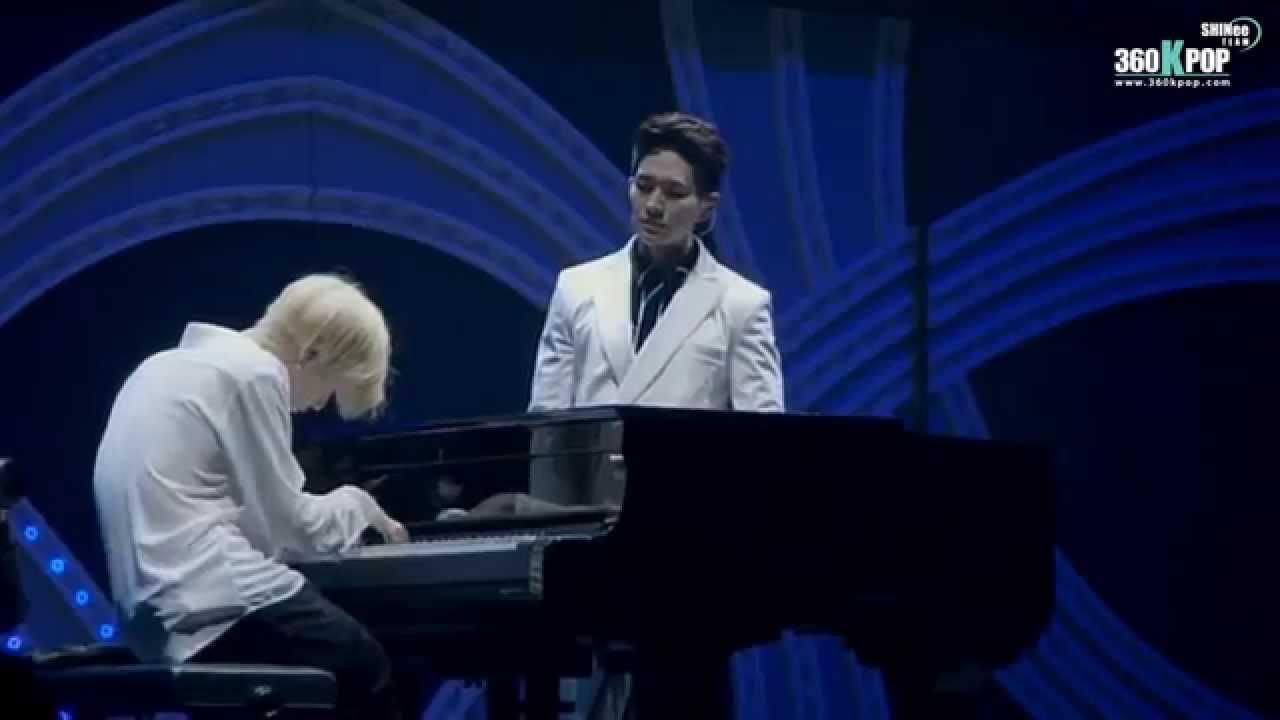 [Engsub+Vietsub]SHINee Onew & Taemin - Rainy Blue - YouTube