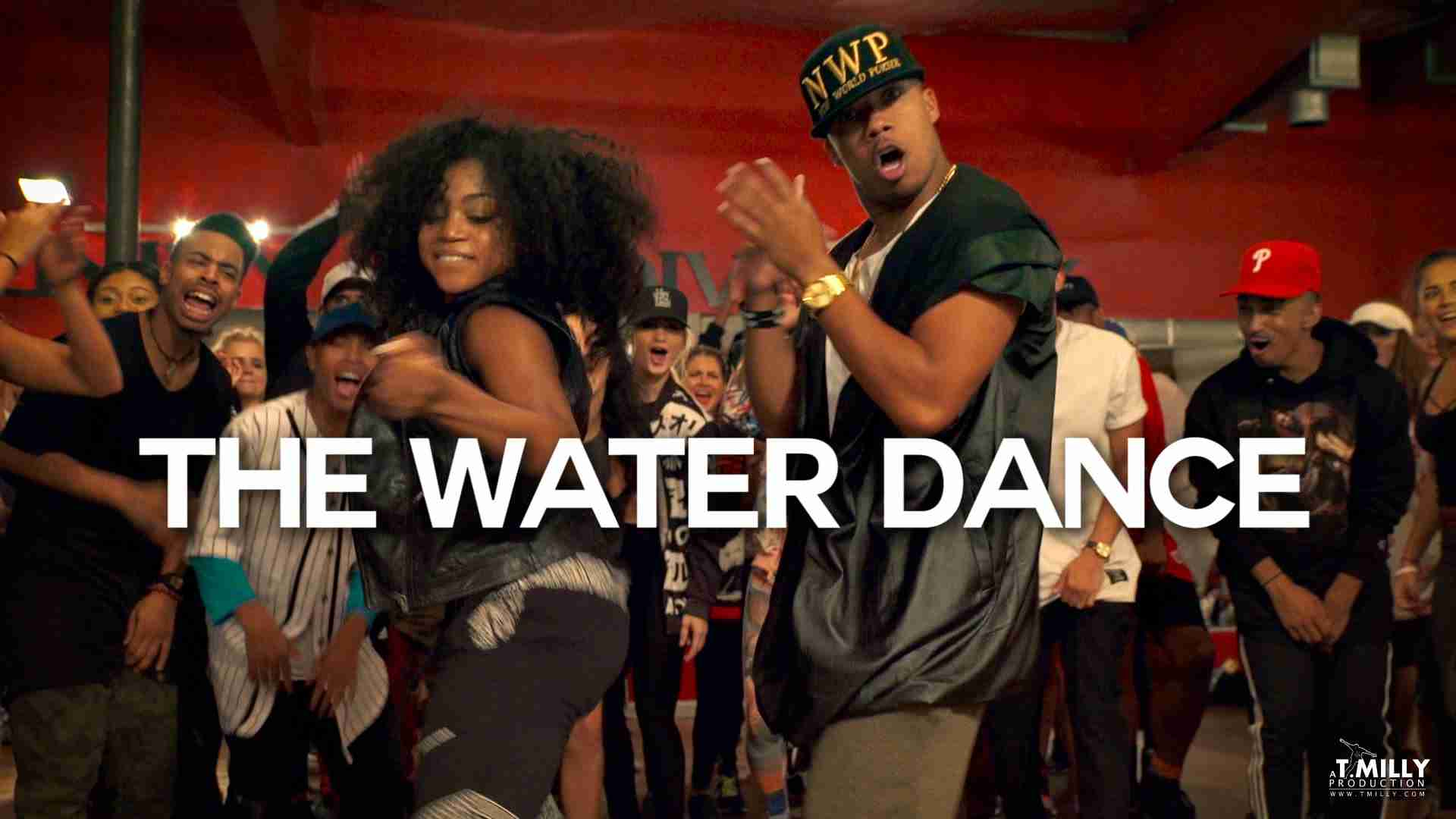 Chris Porter ft Pitbull - The Water Dance | Choreography by @_TriciaMiranda - Filmed by @TimMilgram - YouTube