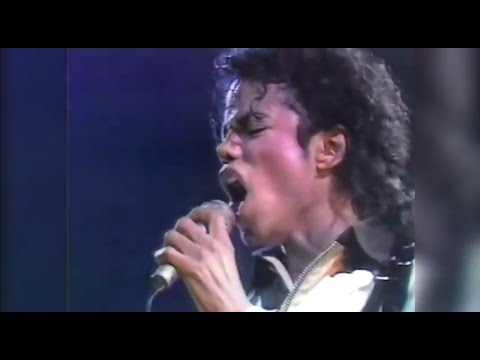 Michael Jackson | Bad tour report (NTV Japan), March 1988 - YouTube