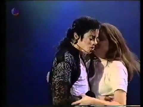 Michael Jackson -  You Are Not Alone - YouTube