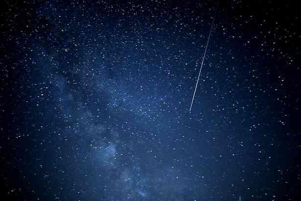 今、流れ星を見たら、何をお願いする?
