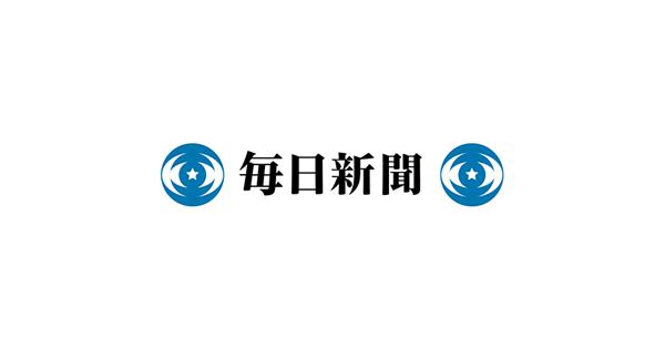 熊本地震:避難中で不在の家から泥棒 51歳会社員逮捕  - 毎日新聞