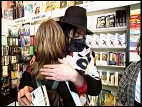 Michael Jackson Making of History World Tour - YouTube