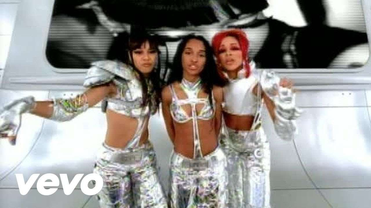 TLC - No Scrubs - YouTube