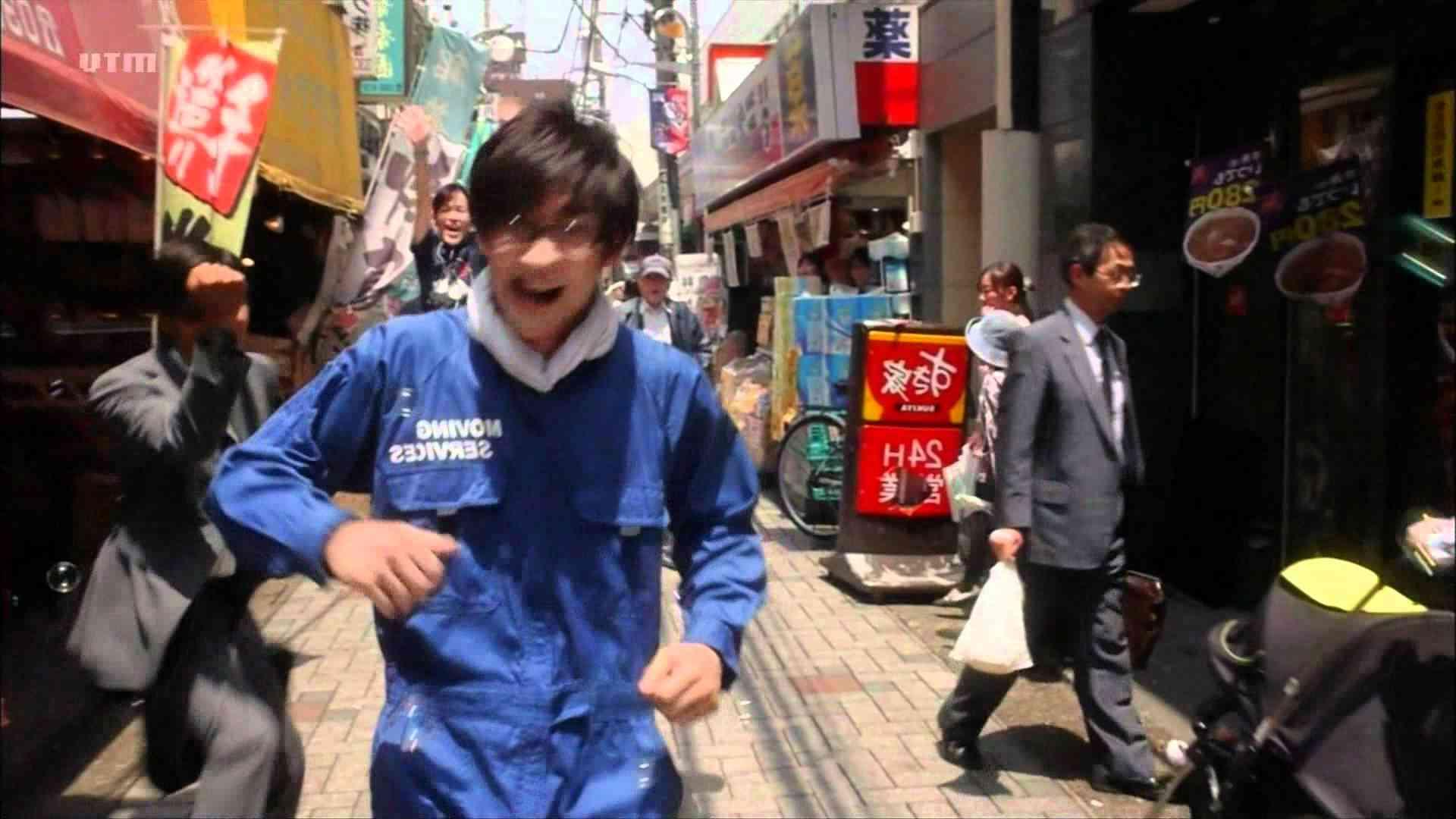 モテキ 森山未來 ダンス BcL - YouTube