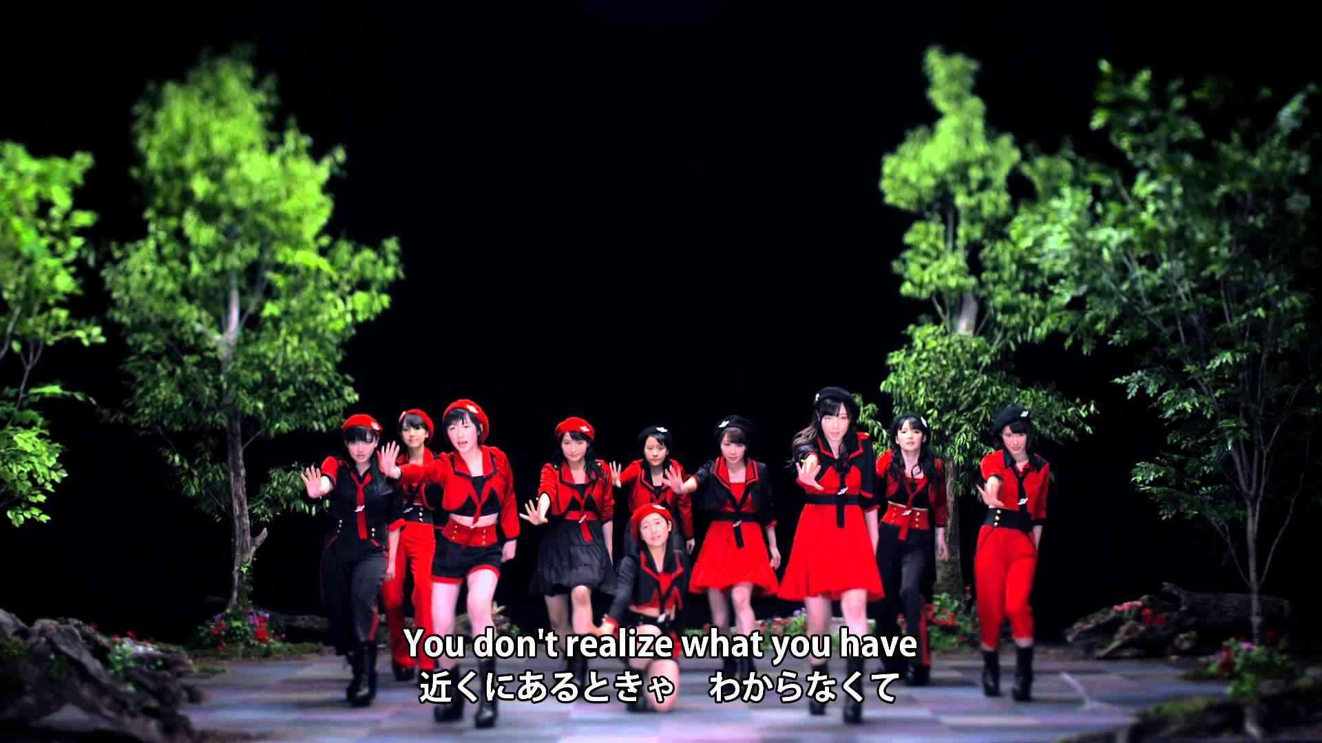 """モーニング娘。 『愛の軍団』(Morning Musume。[""""GUNDAN"""" of the love]) (Dance Shot Ver.) - YouTube"""