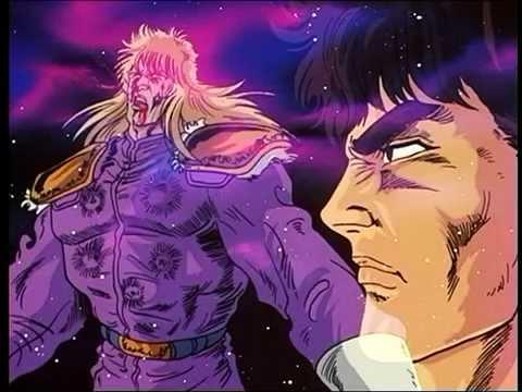 北斗の拳・改①最終回ラストシーン - YouTube