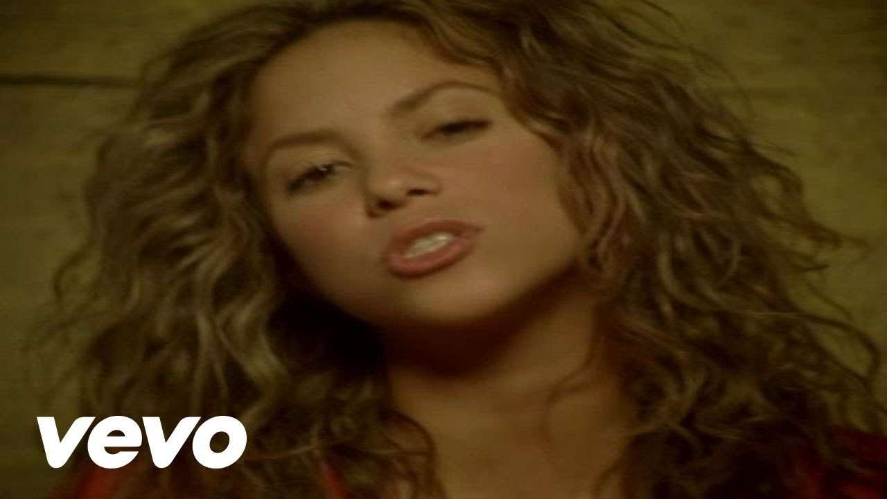 Shakira - Hips Don't Lie ft. Wyclef Jean - YouTube