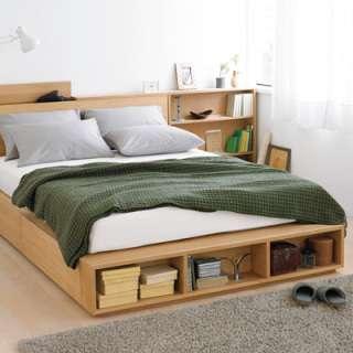 子育て中の夫婦の寝床
