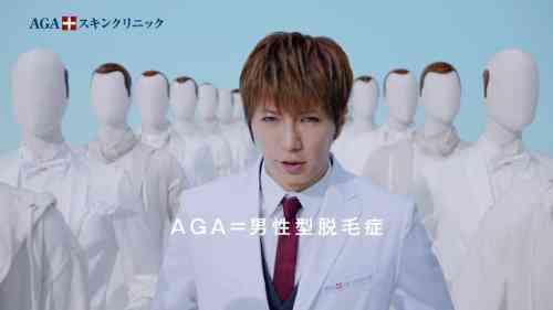 """GACKT初""""白衣の医師役""""挑戦、CMの共演者聞き「びっくりした」。"""