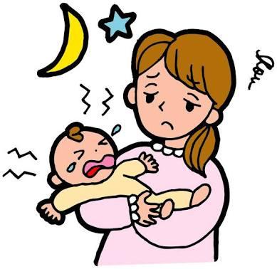 赤ちゃんが寝てくれないとき