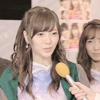 画像 : 【乃木坂46】 白石麻衣 GIF画像 - NAVER まとめ