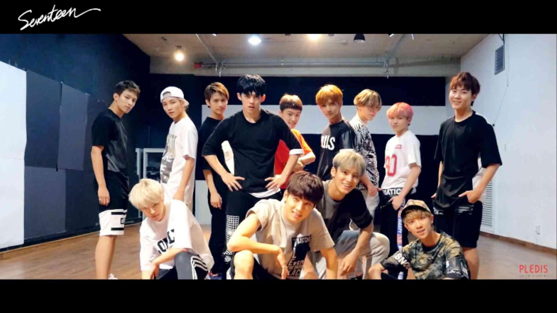 [Dance Practice] SEVENTEEN(세븐틴) - 만세(MANSAE) - FOLLOW ME Ver. - YouTube
