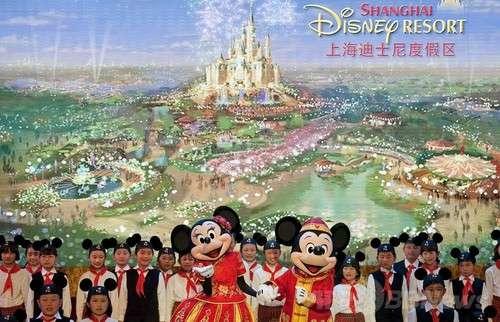 上海ディズニーランド、試験的オープンも「ゴミ、落書き、排便」最悪マナー