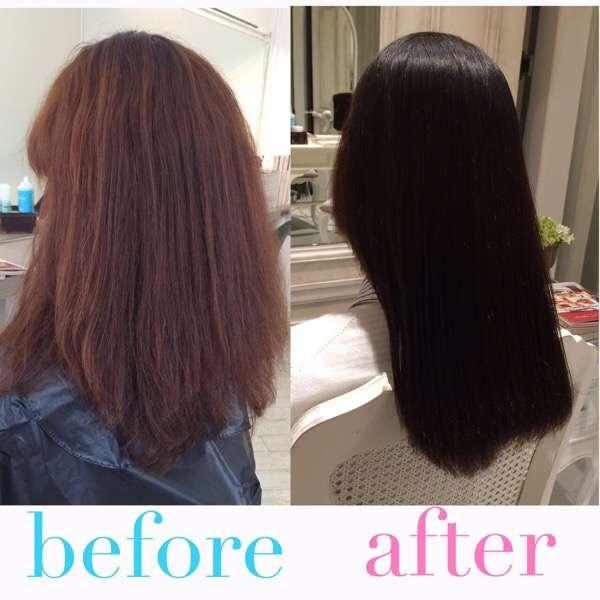 産後の髪質の変化
