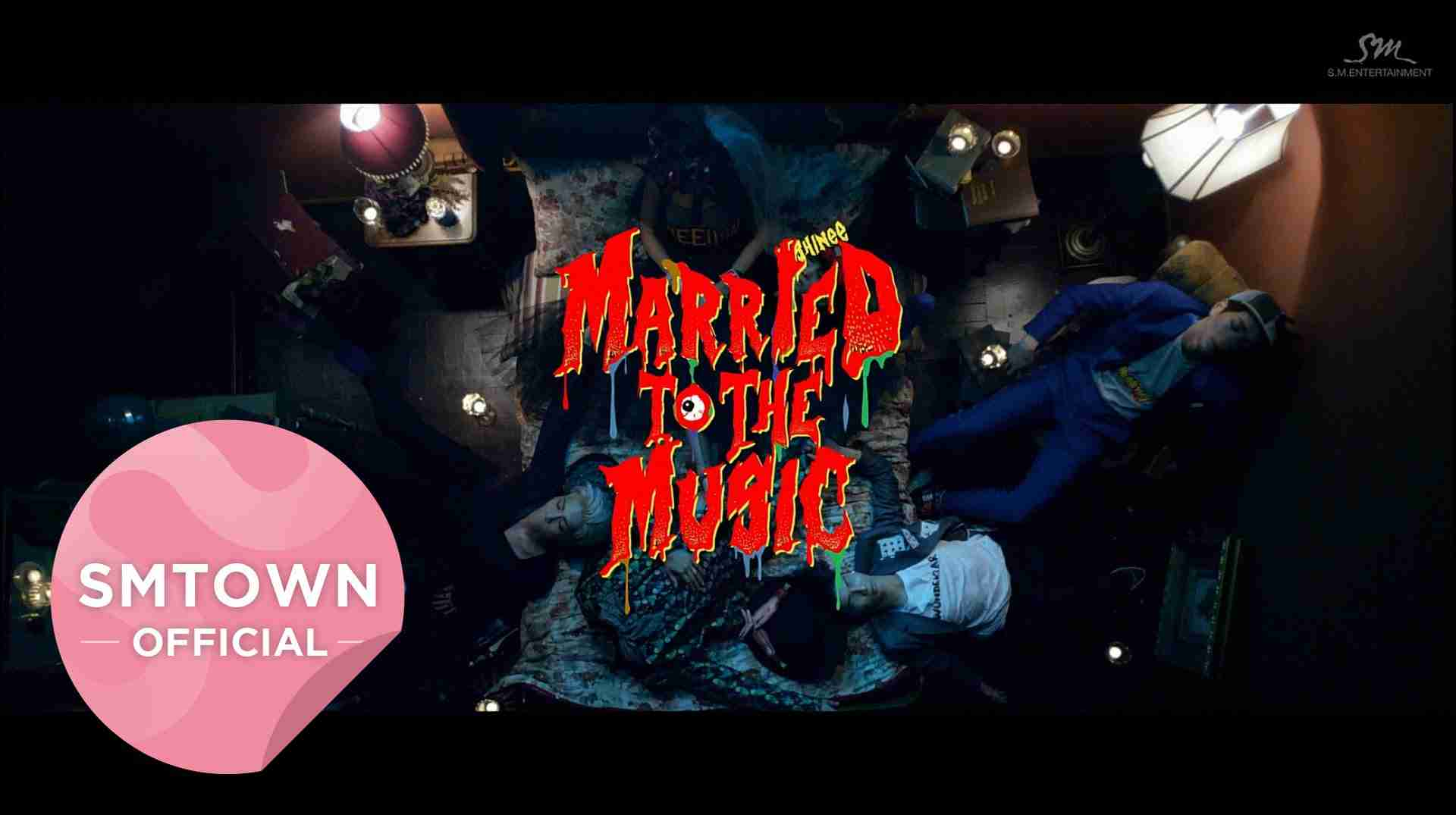 SHINee 샤이니_Married To The Music_Music Video - YouTube