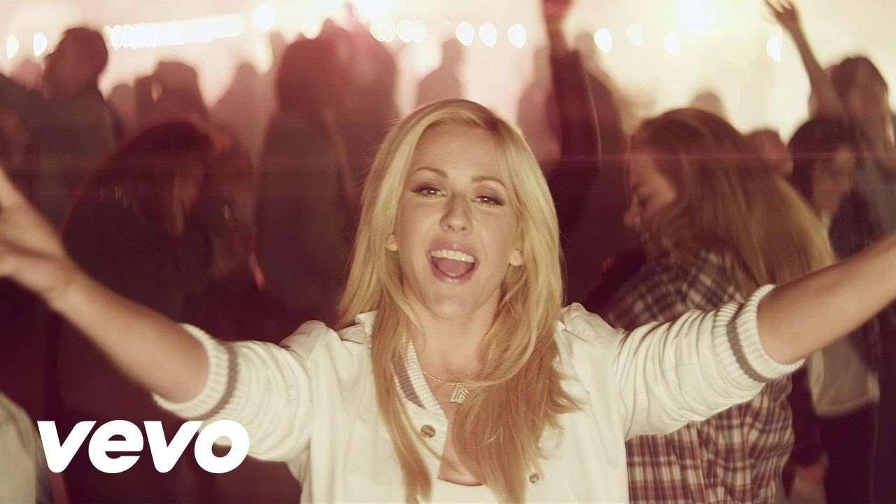 Ellie Goulding - Burn - YouTube