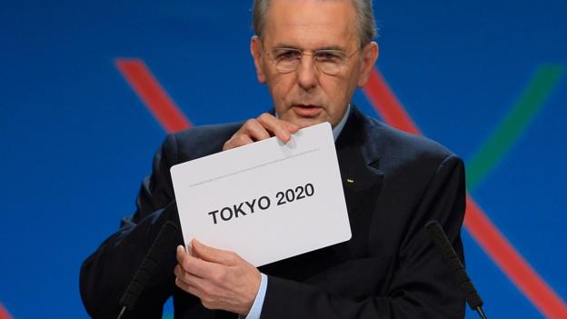 Olympics: IOC refuses to comment on Tokyo 'payment' claim - BBC Sport