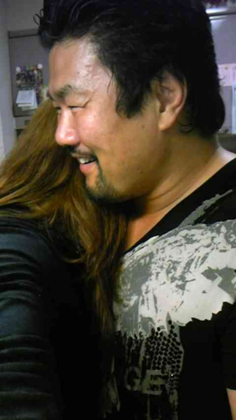 愛しのパパ|北斗晶オフィシャルブログ そこのけそこのけ鬼嫁が通る Powered by Ameba