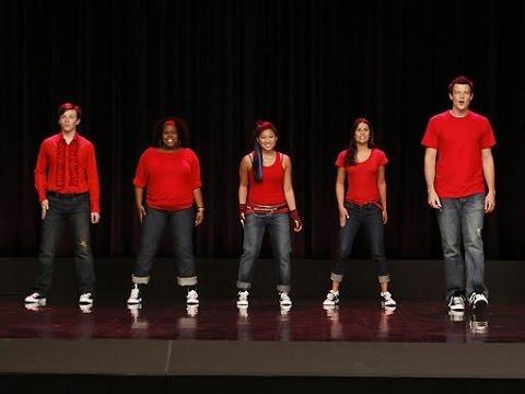 【洋楽劇場】Dont stop believin / Glee 日本語 字幕 歌詞 - YouTube