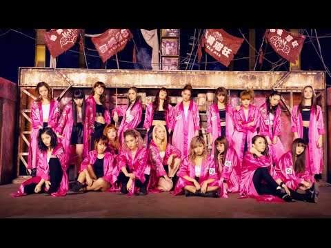 E-girls / STRAWBERRY サディスティック <Music Video> from HiGH & LOW ORIGINAL BEST ALBUM - YouTube