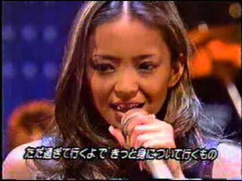 安室奈美恵 SWEET 19 BLUES, You're my sunshine 1996-10-04 - YouTube