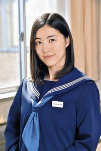 SKE48松井珠理奈、セーラー服で中谷美紀の高校時代役挑戦