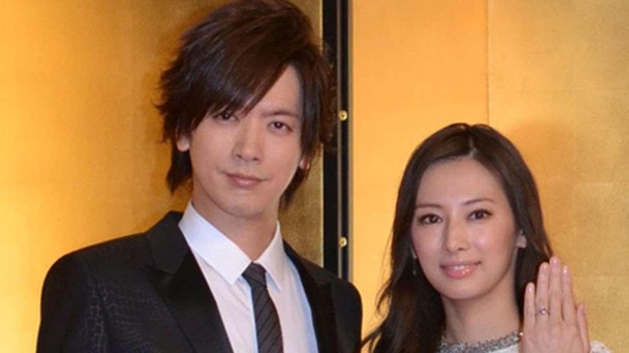 DAIGO、北川景子との結婚披露宴キャンセルを申し入れ…熊本地震受け自粛