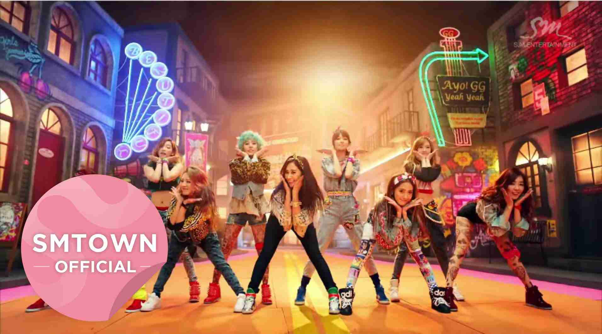Girls' Generation 소녀시대_I GOT A BOY_Music Video - YouTube