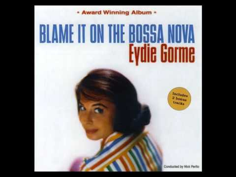 Eydie Gorme - One Note Samba - 1963 - YouTube