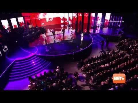 Chris Brown - Medley (Soul Train Music Awards 2014) - YouTube