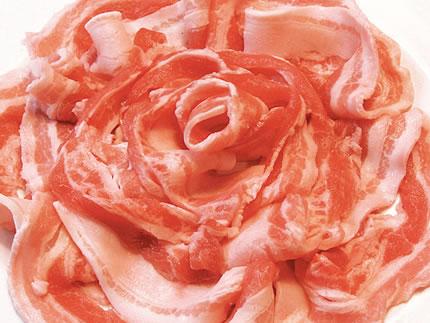 """あ、""""豚薔薇""""が咲いてる! アイドルが豚バラ肉みたいな花を発見"""