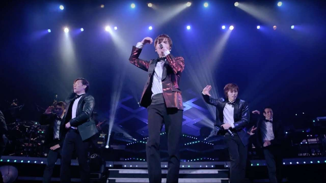 w-inds.「In Love With The Music」[LIVE] - YouTube
