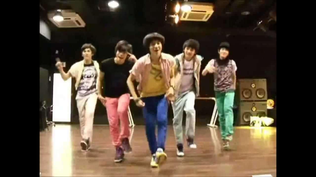 SHINee - Replay (Dance Practice) - YouTube