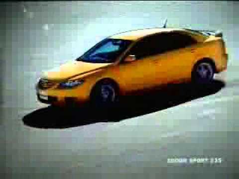 2002 Mazda Atenza CM - YouTube