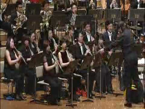African Symphony by SIENA Wind Orchestra アフリカン・シンフォニー - YouTube