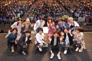 「おそ松さん」ファンイベントに人気声優が勢揃い 今夏に展示イベント開催 - ライブドアニュース