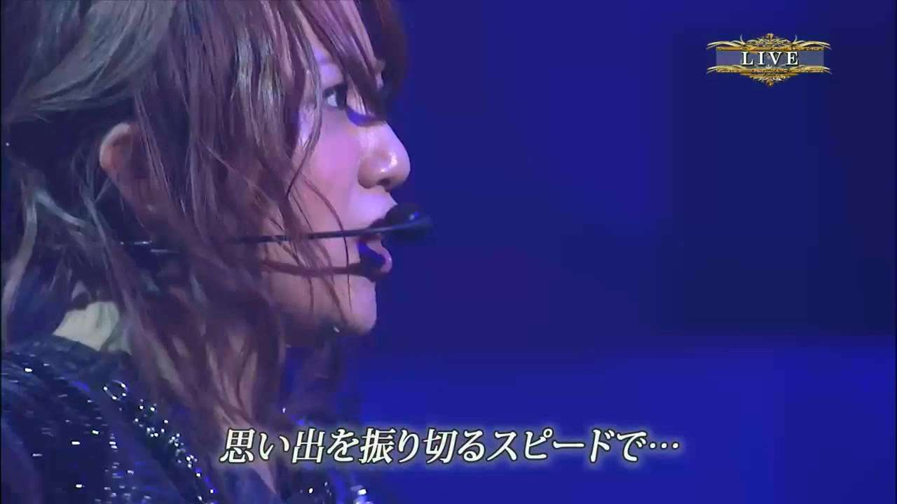 AKB48 TDC2013 #37「愛しさのアクセル」高橋みなみ - YouTube
