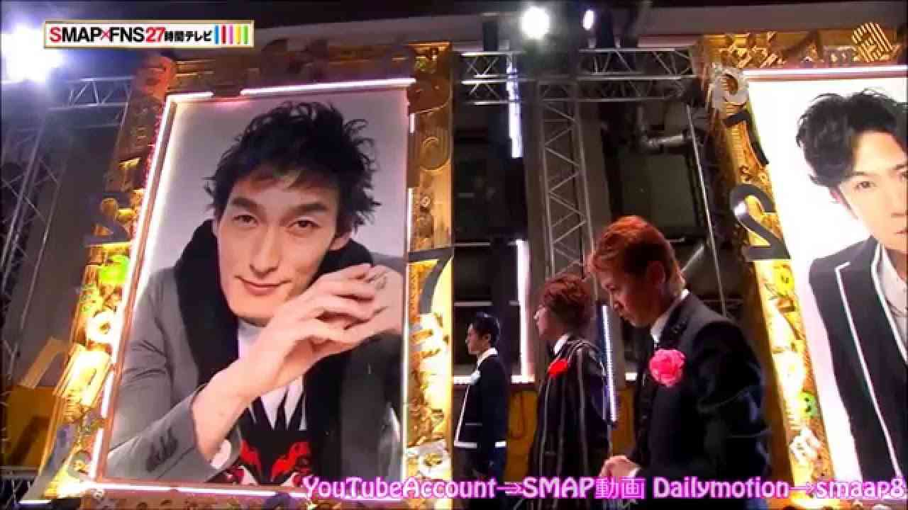 『鳥肌~中居君が最も尊敬&惚れた人~』SMAP - YouTube